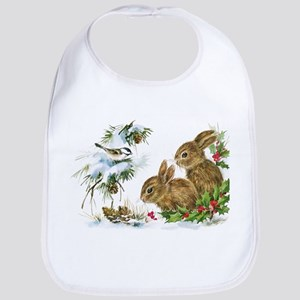 Woodland Wonder Bib