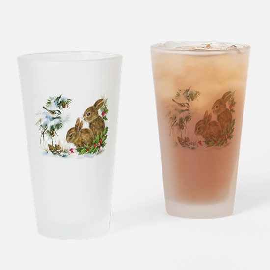 Woodland Wonder Drinking Glass