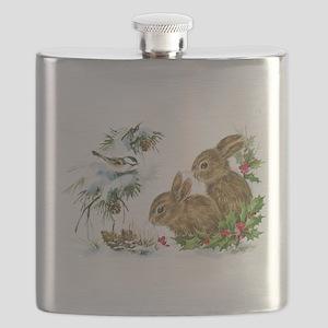 Woodland Wonder Flask