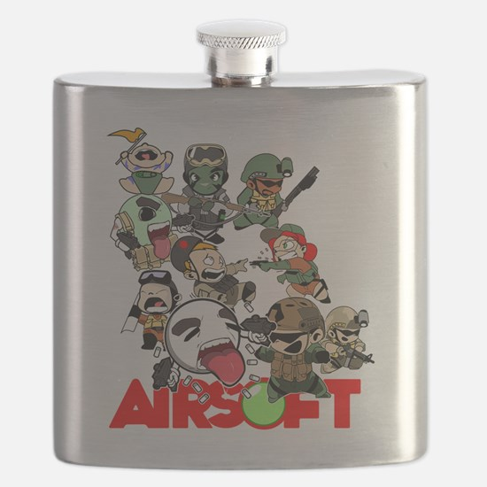 Airsoft Battle Royale Flask
