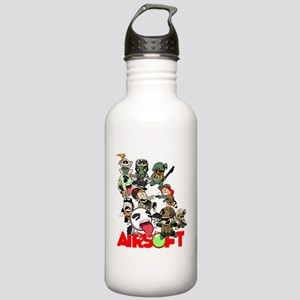 Airsoft Battle Royale Water Bottle