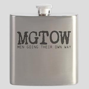 MGTOW Flask