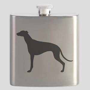 Greyhound Flask