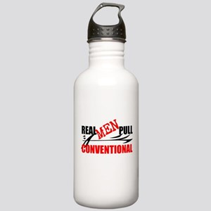 afb340d9b7 REAL MEN PULL CONVENTIONAL Water Bottle
