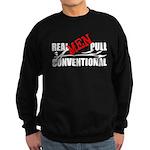 Real Men Pull Conventional Sweatshirt
