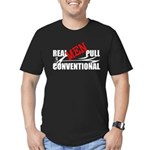 Real Men Pull Conventional T-Shirt