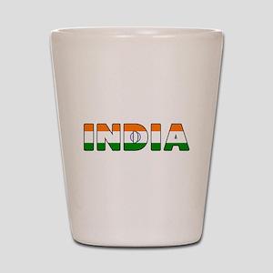 India Shot Glass