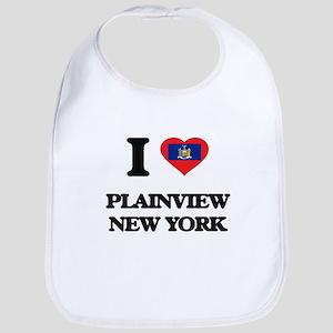 I love Plainview New York Bib