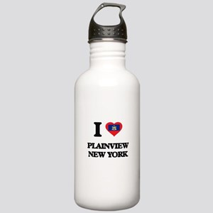 I love Plainview New Y Stainless Water Bottle 1.0L