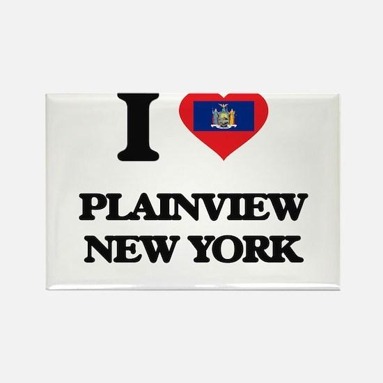 I love Plainview New York Magnets