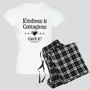 CONTAGIOUS KINDNESS Women's Light Pajamas
