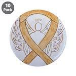 Amber Ribbon Angel 3.5