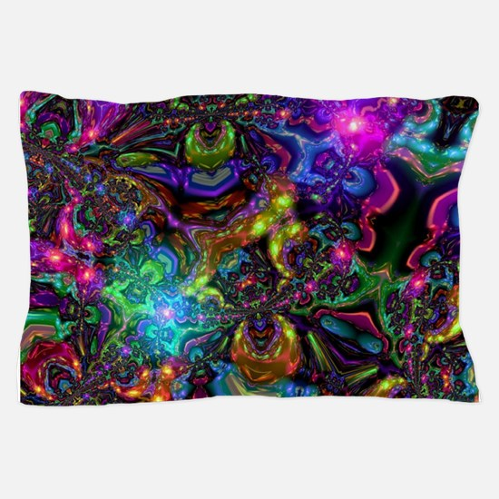 Psychedelic Pillow Case