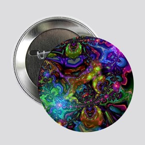 "Psychedelic 2.25"" Button"