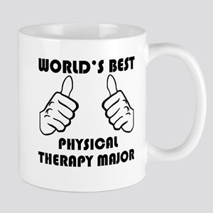 Worlds Best Physical Therapy Major Mugs