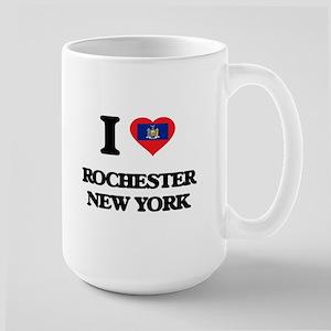 I love Rochester New York Mugs