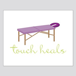 Touch Heals Table Posters