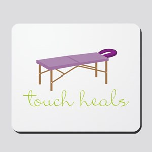 Touch Heals Table Mousepad