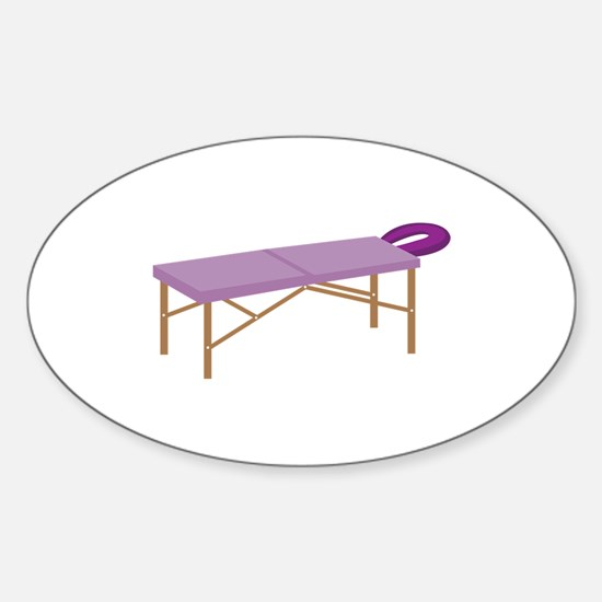 Message Table Decal
