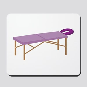 Message Table Mousepad