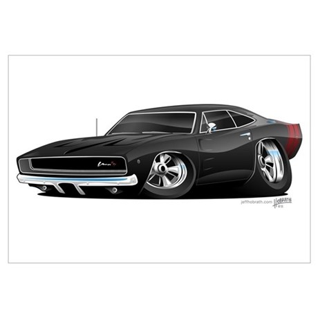 Wall Art & Muscle Car Wall Art - CafePress