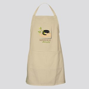 Hot Stone Therapy Apron