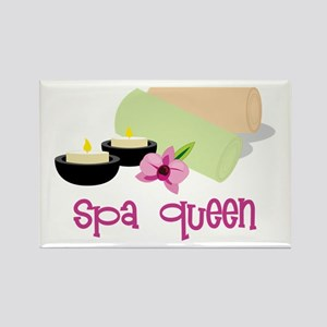 Spa Queen Magnets