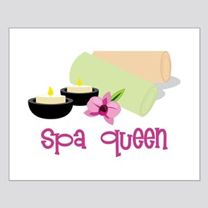 Spa Queen Posters