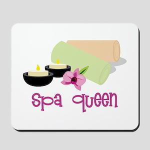 Spa Queen Mousepad