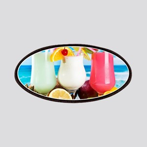Exotic Summer Cocktails Patch