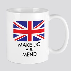 Make Do and Mend Mugs