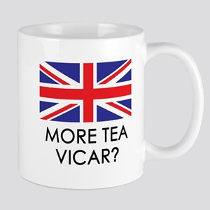 More Tea Vicar Mugs