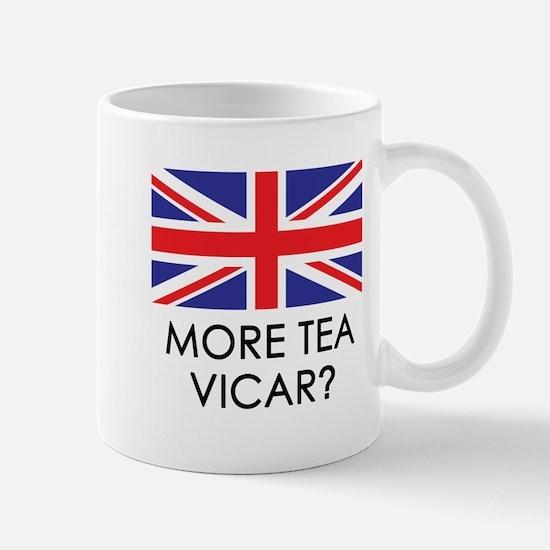 More Tea Vicar Mugs