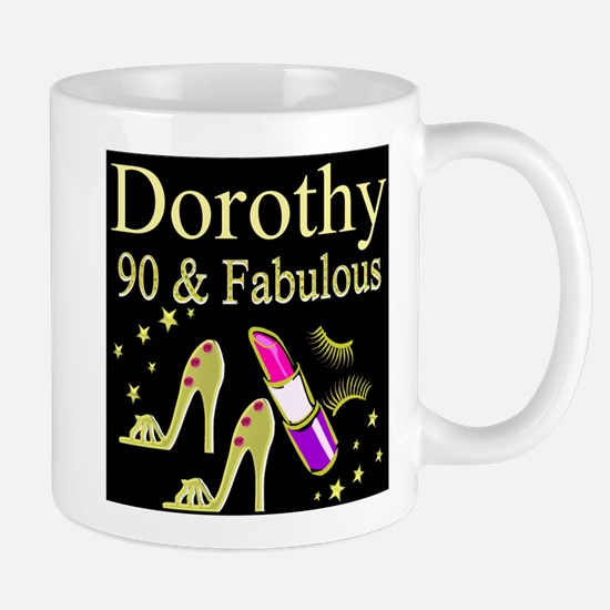PERSONALIZED 90TH Mug