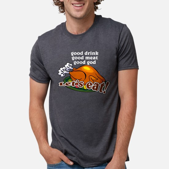 """""""Let's Eat!"""" T-Shirt"""