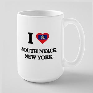 I love South Nyack New York Mugs
