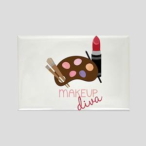 Makeup Diva Magnets