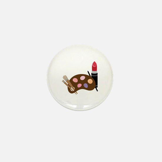 Makeup Pallet Mini Button