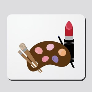 Makeup Pallet Mousepad