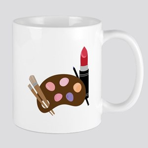 Makeup Pallet Mugs