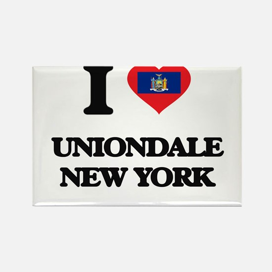 I love Uniondale New York Magnets