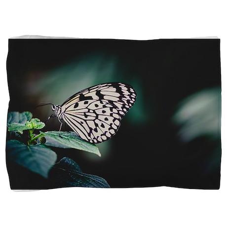 white-butterfly Pillow Sham