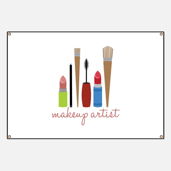 Makeup Artist Tools Banner