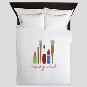 Makeup Artist Tools Queen Duvet