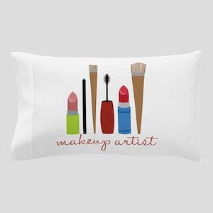 Makeup Artist Tools Pillow Case
