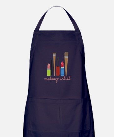 Makeup Artist Tools Apron (dark)