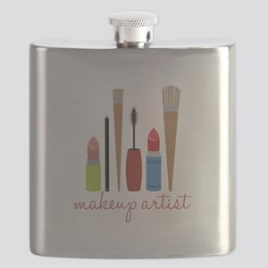 Makeup Artist Tools Flask