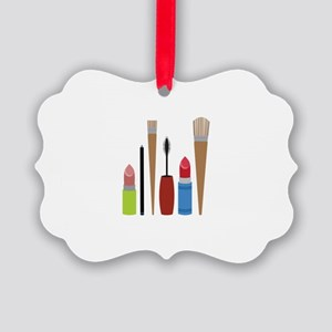 Makeup Tools Ornament