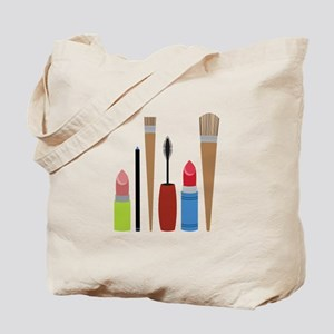 Makeup Tools Tote Bag