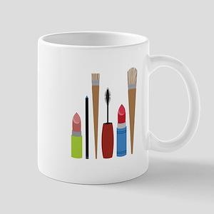 Makeup Tools Mugs